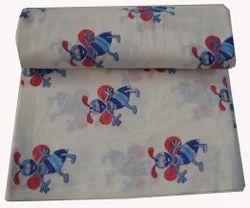 Hand Block Printed 100 % Cotton Fabric Jaipuri Print