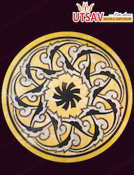 Inlay Carving Floor Patterns