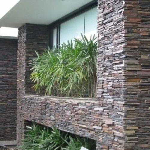 Brick Flooring India: Stone Waterfall Cladding Wholesaler