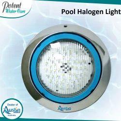 Stainless Steel Halogen Lights