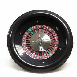 Premium Bakelite Roulette Wheel With 2 Roulette Balls