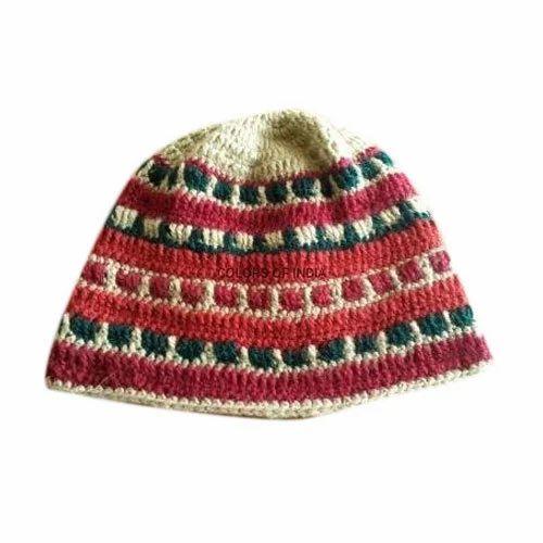 76d9fd87b32 Handmade Woollen Caps - Handmade Woolen Caps Manufacturer from New Delhi