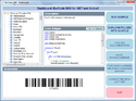 Barcode Customised Software