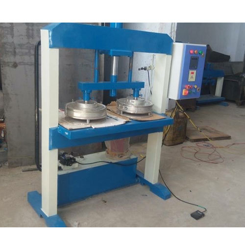 Paper Plate Making Machine - Fully Automatic Paper Plate Making Machine Manufacturer from Patna & Paper Plate Making Machine - Fully Automatic Paper Plate Making ...