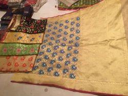 Banarasi Designer Kota Silk Saree