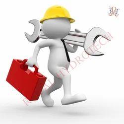 Hydraulic Machine Installation Service