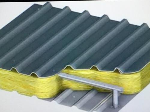 Insulation Sheet Double Skin Roofing Cladding System
