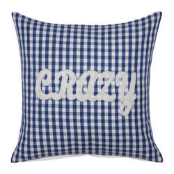 Cotton Woven Embroidery Cushion Cover
