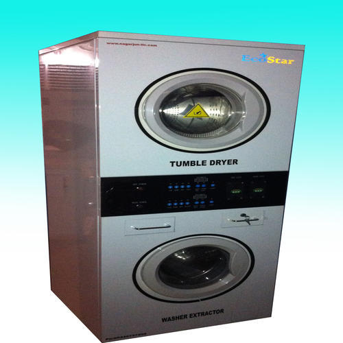 25 Kg Commercial Washing Machine At Rs 150000 Piece: Form Finisher Manufacturer