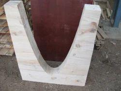 Wood Saddles