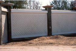Precast Boundary Wall