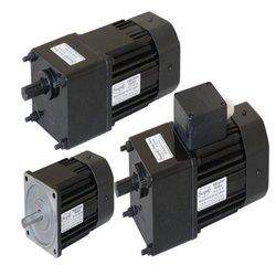 60 Watt Induction Geared Motor with Terminal Box