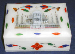 Marble Box Inlay