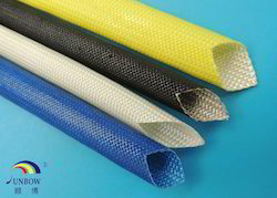 Fibre Glass Silicon Coated Sleeves Class