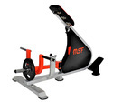 Chest Support Inclined T Bar Rowing