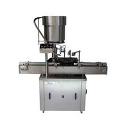 Linear Cap/ Plug Placing & Pressing Machines