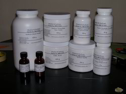 International Courier Service for Liquid Powders