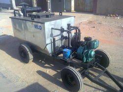 Hot Bitumen Boiler Cum Sprayer