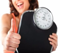 Weight loss after hypothyroidism treatment