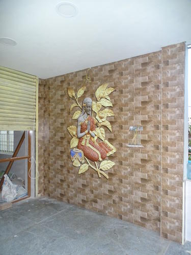 Poster Wall Tile Pictures   Welcome Lady Wall Tiles Service Provider From  Chennai