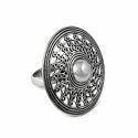 Paradise Lantern 925 Sterling Silver Ring