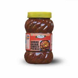 Murti Gobhi, Gajar Sweet Pickle 500 grams