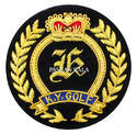 Zari Embroidery Badges