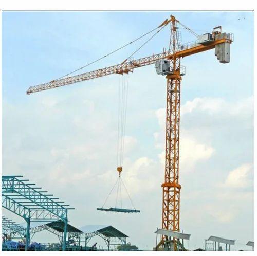 Tower Cranes Exporter From Noida