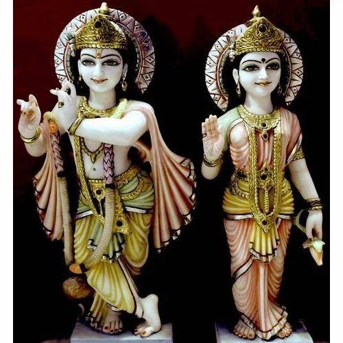 marble radha and krishna statue marble lord radha krishna statue