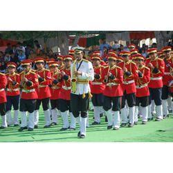 School Band Uniform