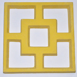 Square GFRC Jali