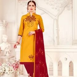 Exclusive Cotton Salwar Suit