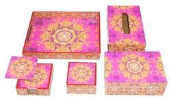 Wooden Tray Sets