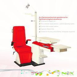 Ophthalmic DiagNox Chair And Stand Unit