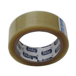Rubber Based BOPP Adhesive Tapes