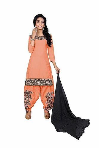 ... Home Tavina Blouse Rose Page 2 Orange Pitch Patiyala Suit & Women