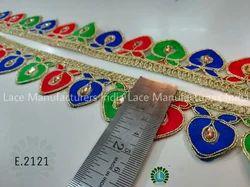 Embroidered Lace E2121