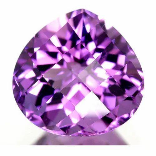 Natural Amethyst Gemstone