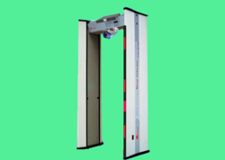 Door Frame Metal Detector -Ultra -RE-MP-IV  Plus With Camera