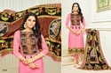 Embroidered Sararara Salwar Suit Fabric