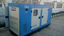 62.5 kVA Kirloskar Green / Koel Silent Genset