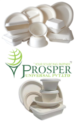 Biodegradable Clamshell Boxes And Tray