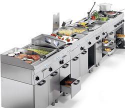 Restaurant Kitchen Equipment Manufacturer from New Delhi
