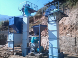 Cattle Mesh Feed Plant