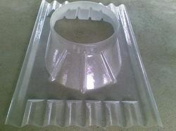 FAISAL LITE Turbo Ventilator Poly carbonate Base