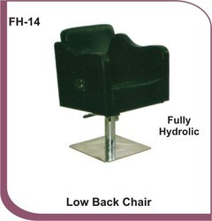 Low Back Salon Chair
