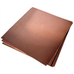 Copper Cold Rolled Sheets