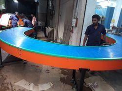 180 Degree Modular Belt Conveyor