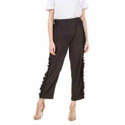 Stylish Black Ladies Pants