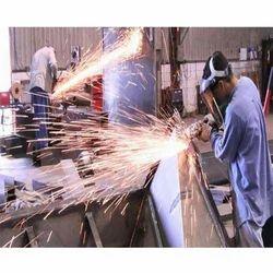 Heavy Steel Fabrication Service